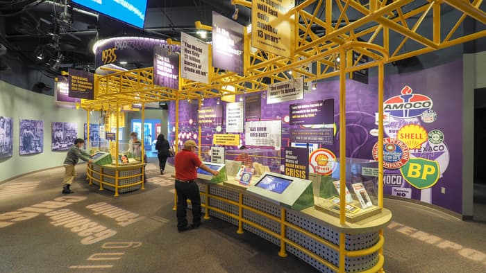 Permian Basin Petroleum Museum