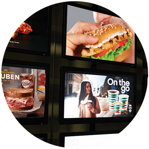 Mood Digital Signage