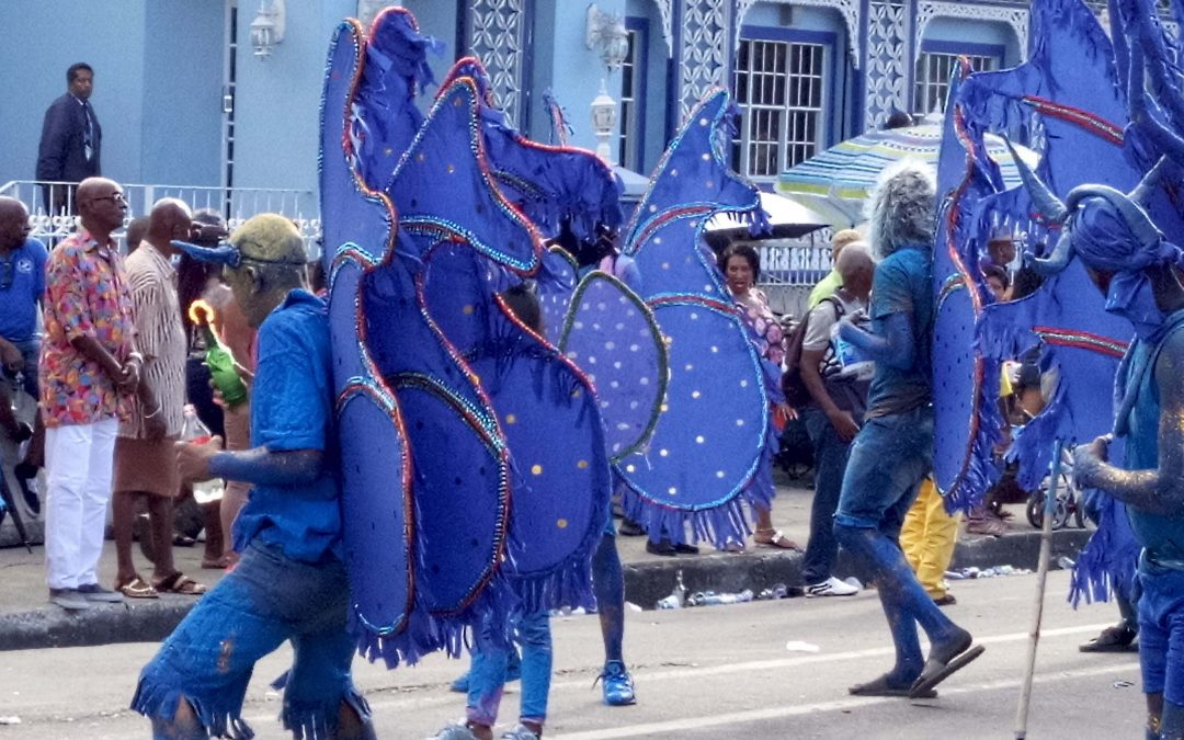 Carnival Recap: Ray Medhurst at The Trinidad Carnival